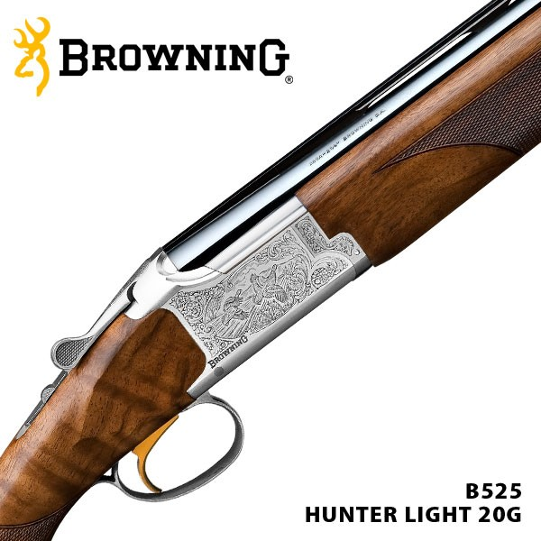 Browning B525 Hunter Light 20G
