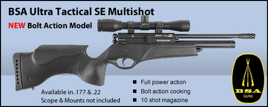 BSA ultra multishot tactical