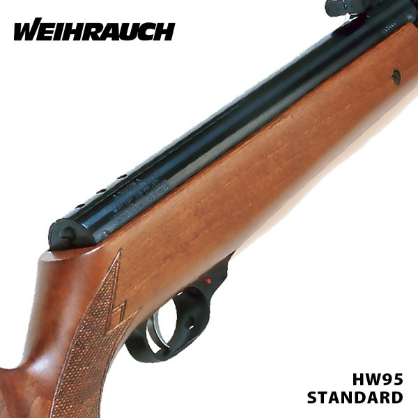 Weihrauch HW95k   with free PELLETS AND TARGETS
